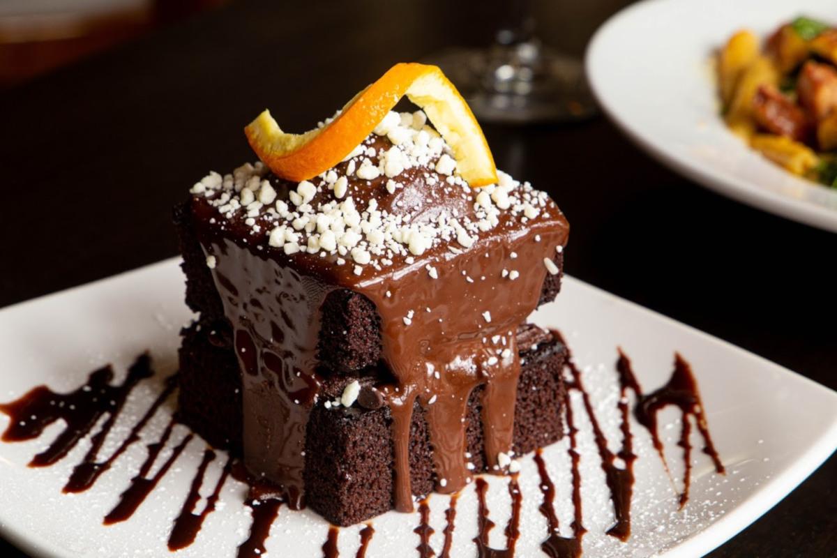 Orange Chocolate Delight