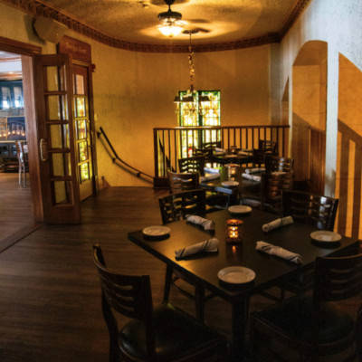 Boardroom: Restaurant interior