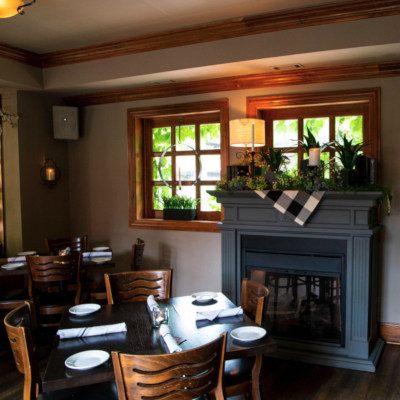 Chefs Room: Interior