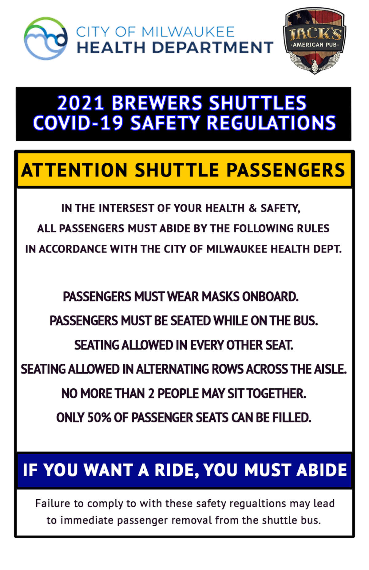 covid-19 safety regulations