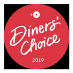 Opentable best dinner choice 2019 badge