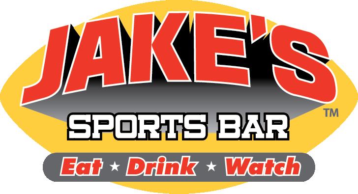Jake's Sports Bar logo top