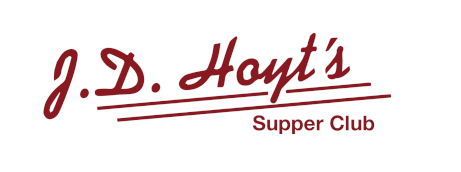 J.D. Hoyt's Supper Club logo top