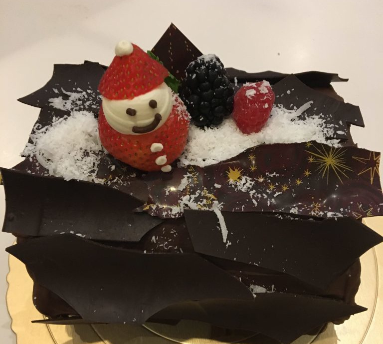 Holiday Special Yule Log