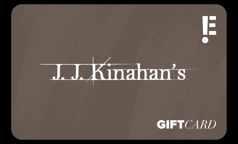 J.J. Kinahans any excuse