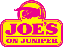 Joe's On Juniper logo top