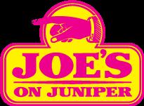 Joe's On Juniper logo top