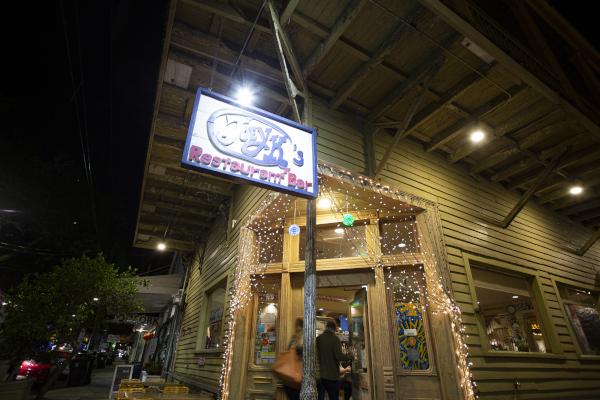Joey K's Restaurant exterior