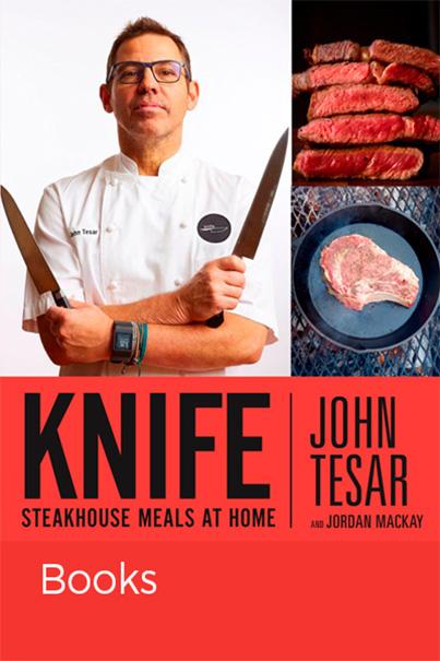 Knife book