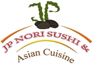 JP Nori Sushi & Asian Cuisine logo top