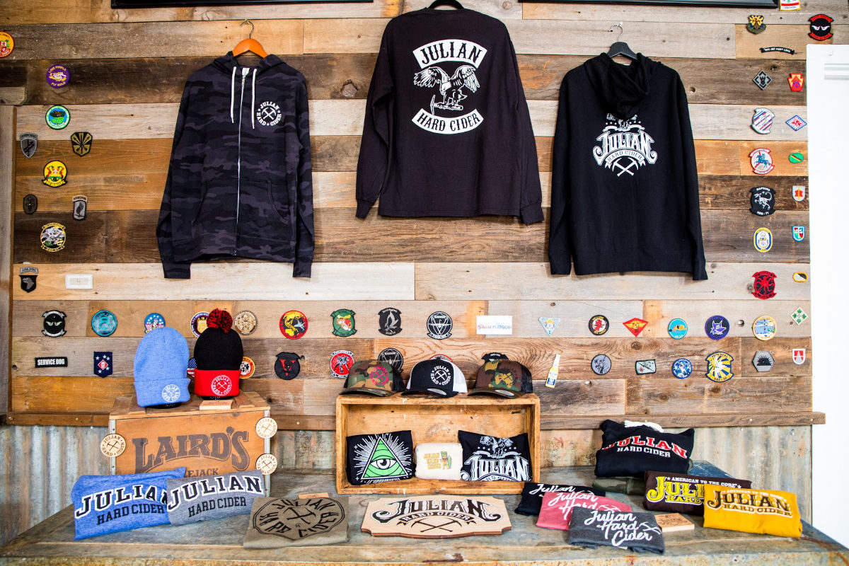 Merchandise products