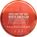 top 100 restaurants logo