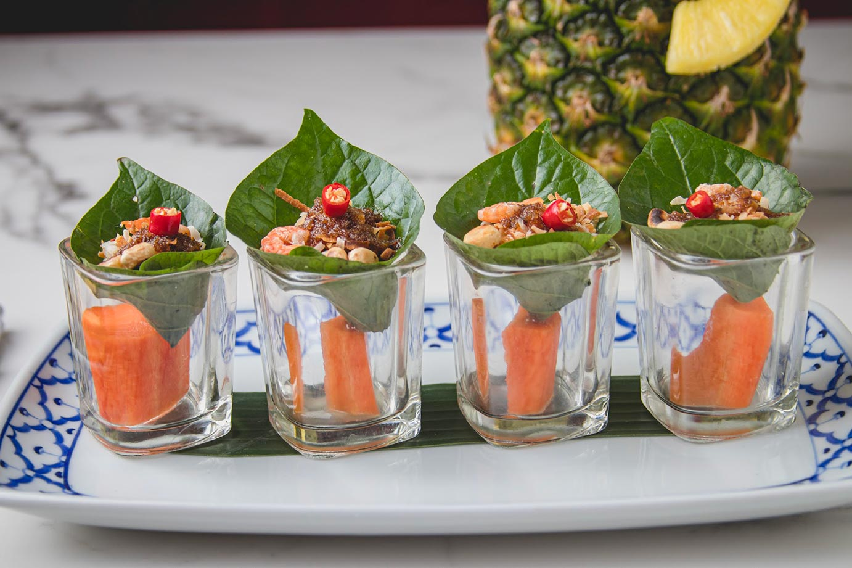 Sushi shots
