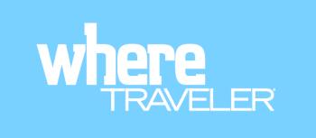 wehere traveler logo