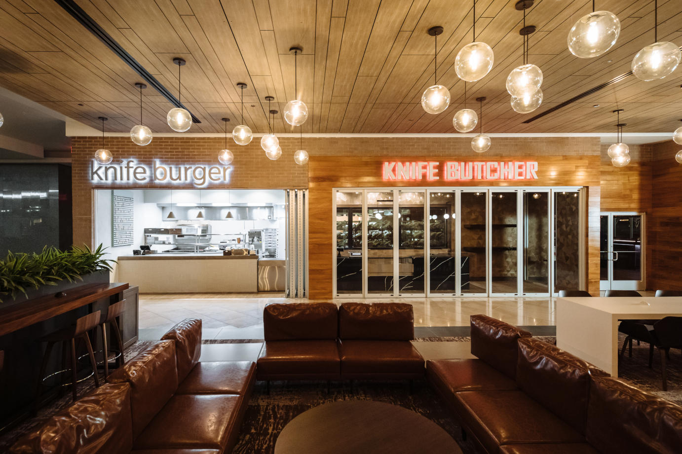 Knife Burger exterior