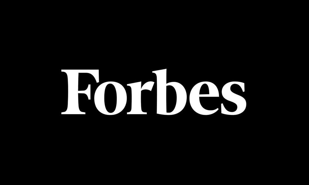 Forbes news logo