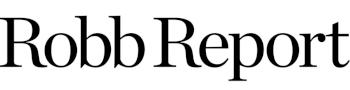 robb report magazine logo