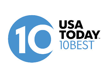 usa today 10 best magazine logo