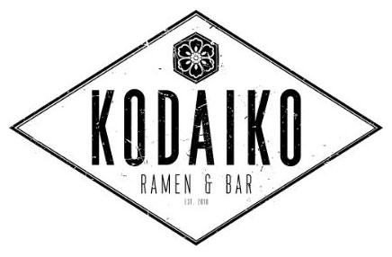 Kodaiko Ramen & Bar logo top