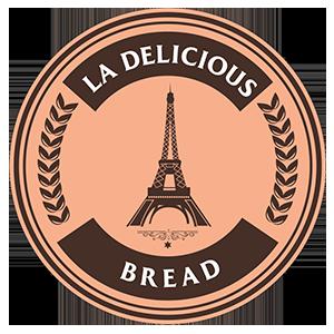 La Delicious Bread logo