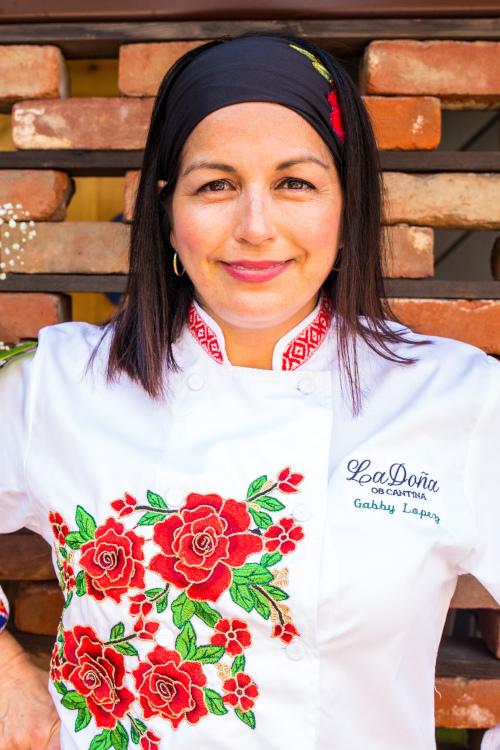 Chef Gabby Lopez