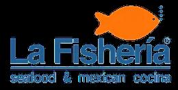 La Fisheria logo top