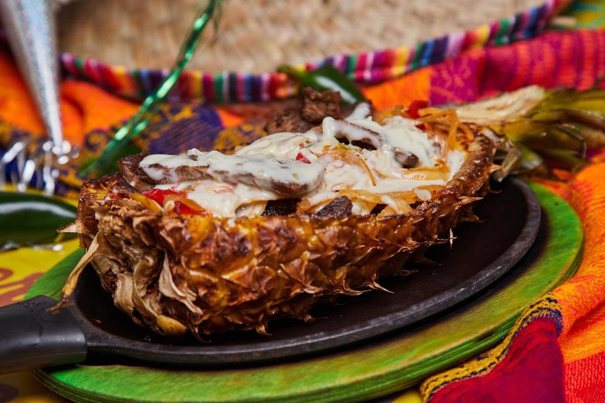 Pineapple Fajita