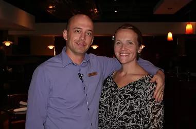 David and Rachel Lamberti