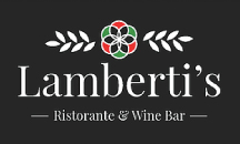Lamberti's Ristorante & Wine Bar logo top