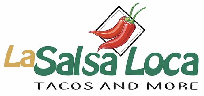 La Salsa Loca Tacos and more logo top