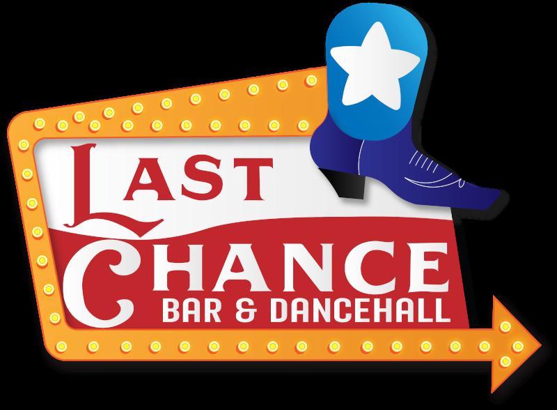 Last Chance Bar & Dancehall logo top