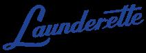 Launderette logo top