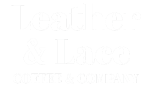 Leather & Lace Coffee & Company logo top