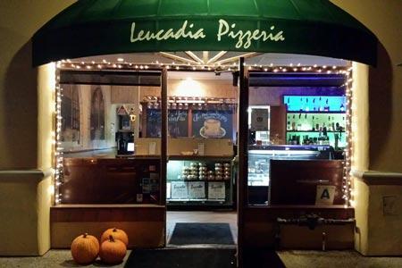 Leucadia Pizzeria Rancho Santa Fe exterior