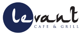 Levant Cafe & Grill logo scroll