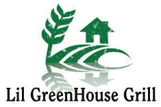 Lil Greenhouse Grill logo top