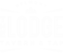 The Lodge Tavern and Tap logo top