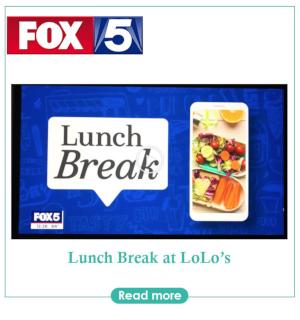 lunch break at lolo,s