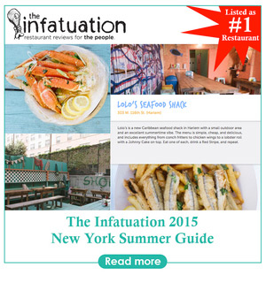 Infatuation article