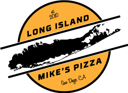 Long Island Mikes Pizza logo