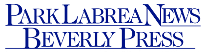 Park Labrea News Beverly Press logo image