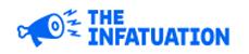the infatuation logo image