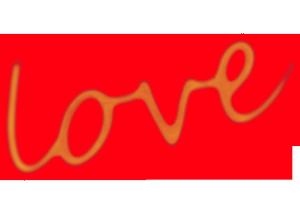 LOVE Korean BBQ logo top