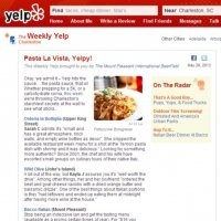 Yelp.com caption image