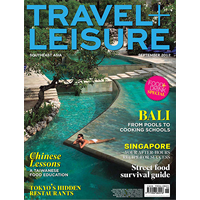 Travel + Leisure caption image