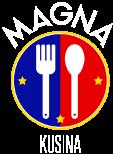 Magna Kusina logo top