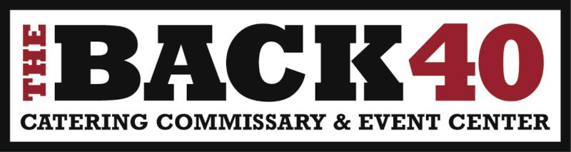back 40 restaurant logo