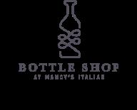 Bottle Shop at Mancy's Italian Logo