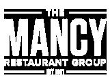 Mancy's Restaurant Group logo top