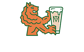 Market Tavern logo scroll